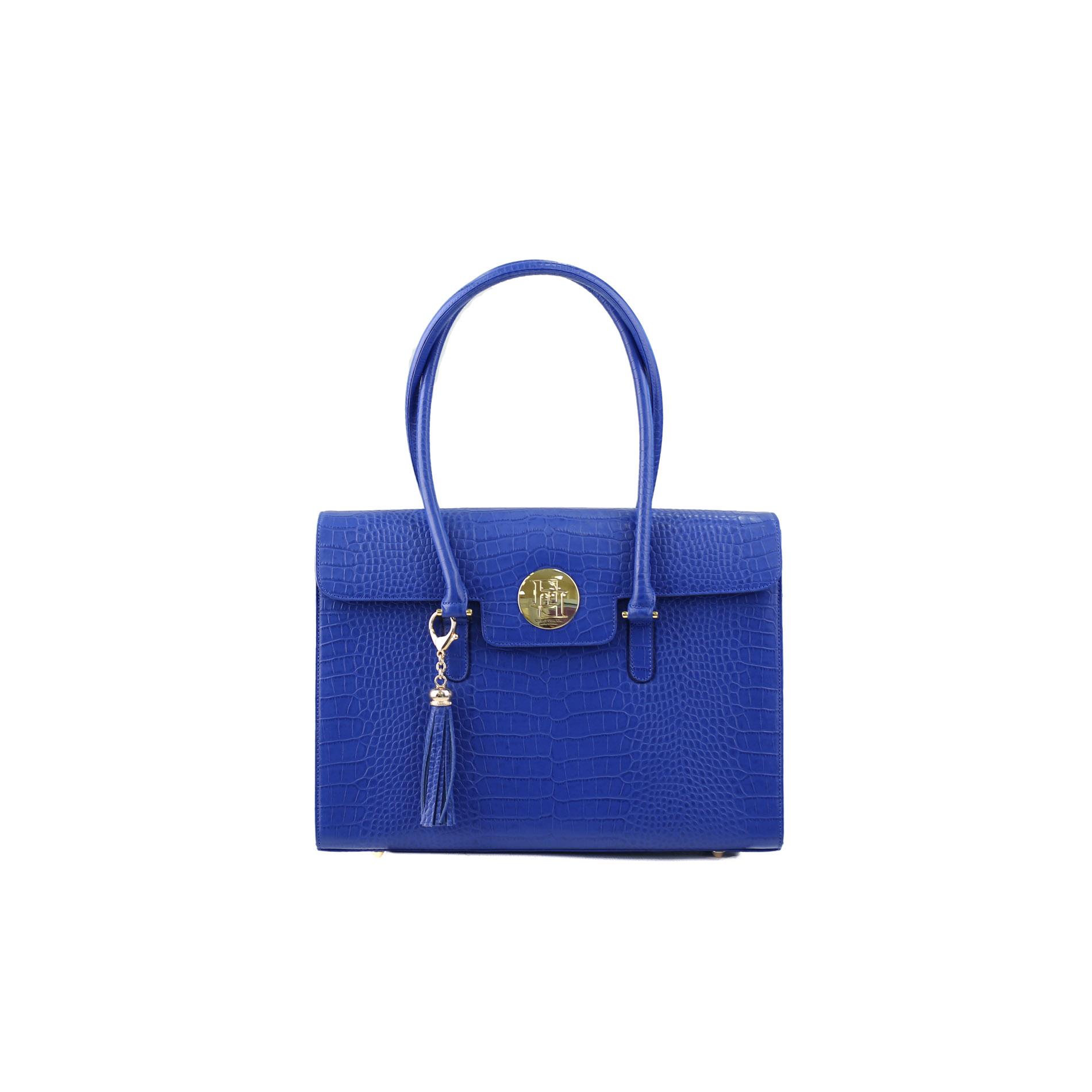 핸드백>젠느 블루